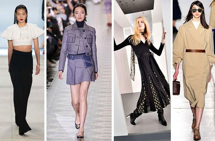 Οι κορυφαίες τάσεις της μόδας για το Φθινόπωρο / Χειμώνα 2016 (1)