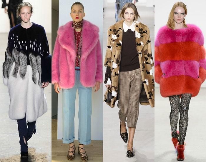 Οι κορυφαίες τάσεις της μόδας για το Φθινόπωρο / Χειμώνα 2016 (2)