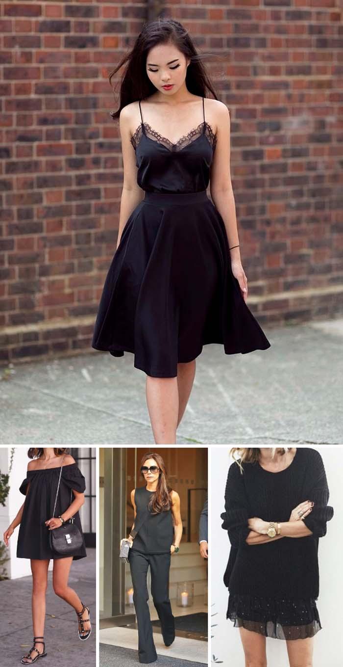 Μυστικά που θα σας κάνουν να δείχνετε υπέροχη φορώντας μαύρο (3)