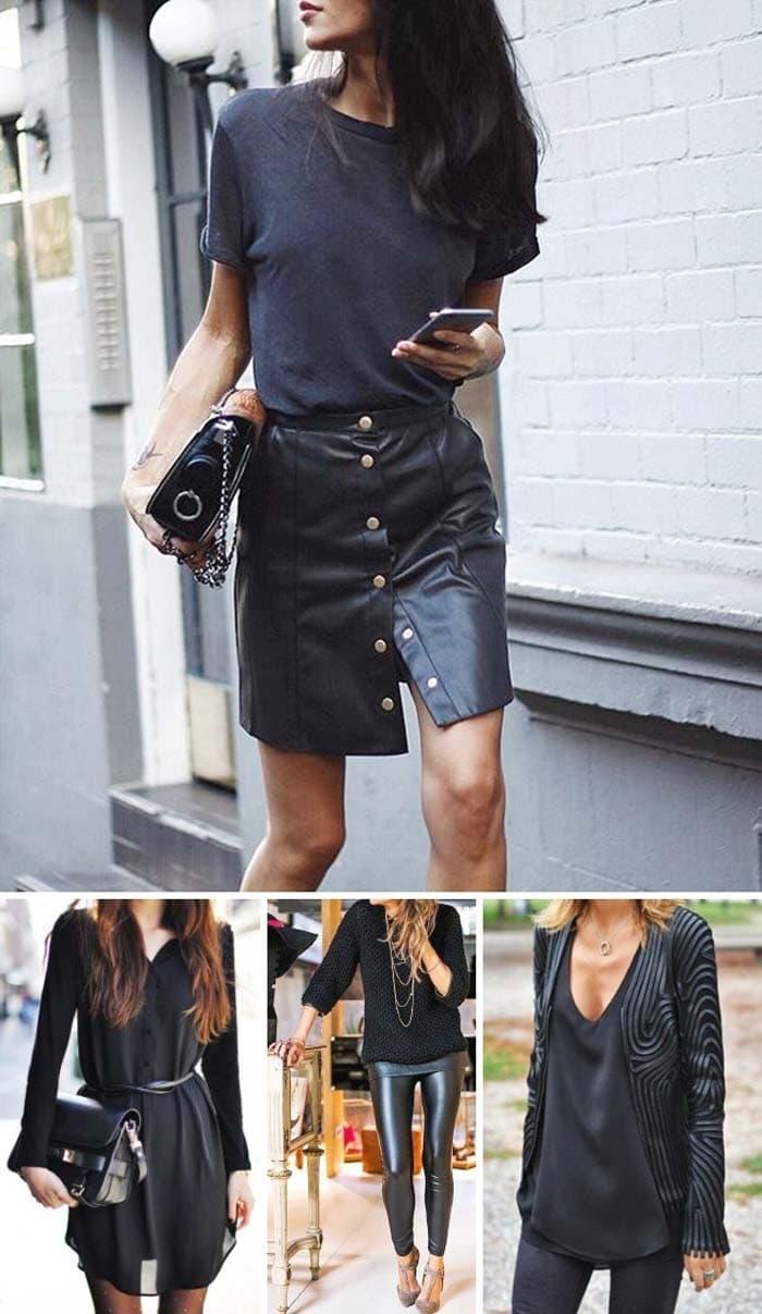Μυστικά που θα σας κάνουν να δείχνετε υπέροχη φορώντας μαύρο (4)