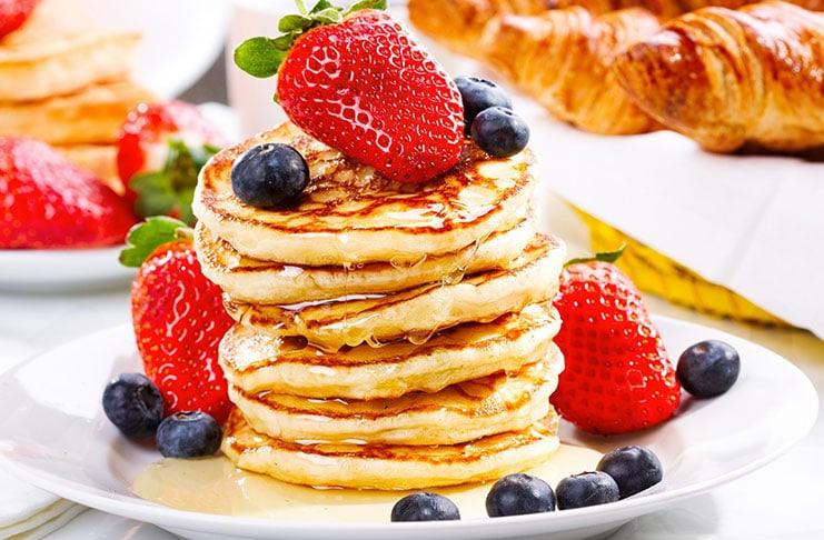 Πρωινό για επίπεδη κοιλιά (1)