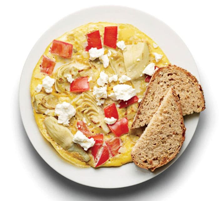 Πρωινό για επίπεδη κοιλιά (6)