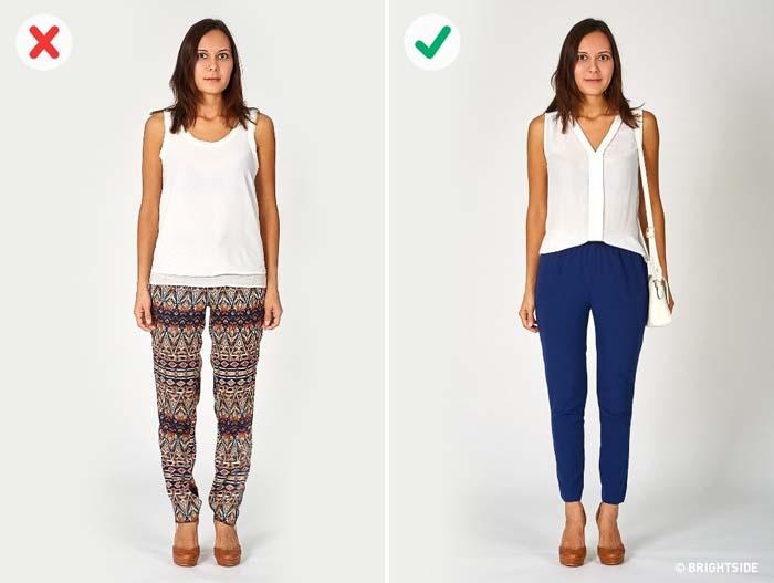 Λάθη που κάνουμε όταν επιλέγουμε τι θα φορέσουμε (3)