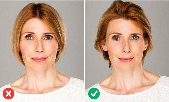 Απλά μυστικά hairstyling που θα σας κάνουν να δείχνετε τουλάχιστον 5 χρόνια νεότερη (8)