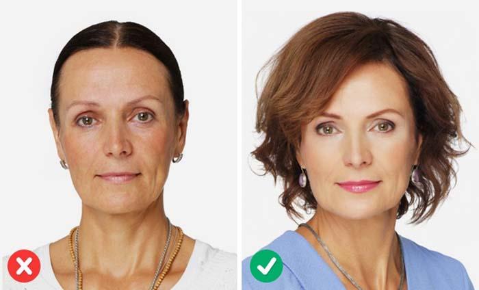 Απλά μυστικά hairstyling που θα σας κάνουν να δείχνετε τουλάχιστον 5 χρόνια νεότερη (9)