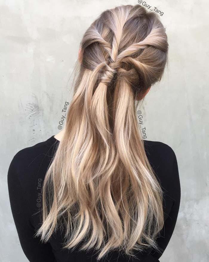 Χτενίσματα για μακριά μαλλιά που θα θέλετε να δοκιμάσετε αμέσως (2)