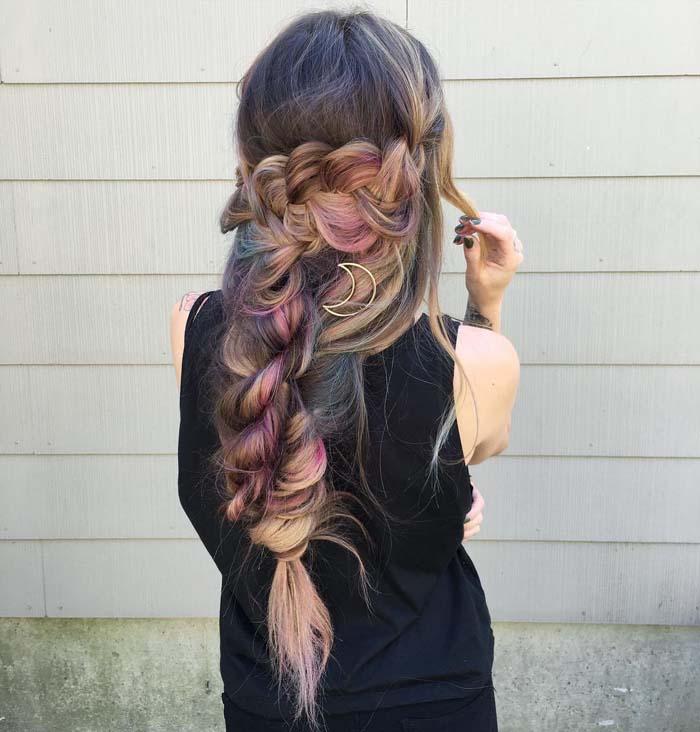 Χτενίσματα για μακριά μαλλιά που θα θέλετε να δοκιμάσετε αμέσως (7)