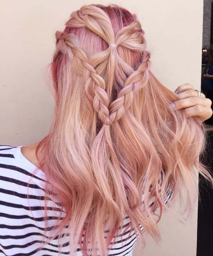 Χτενίσματα για μακριά μαλλιά που θα θέλετε να δοκιμάσετε αμέσως (9)