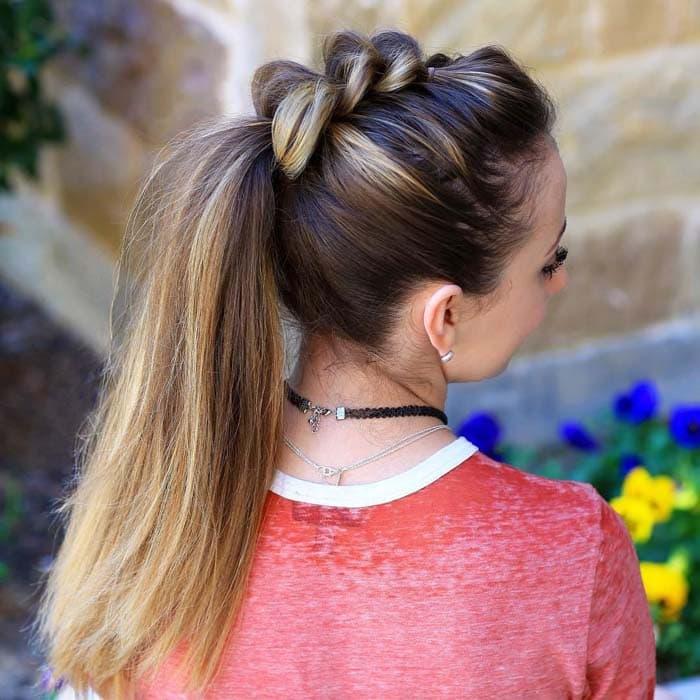 Χτενίσματα για μακριά μαλλιά που θα θέλετε να δοκιμάσετε αμέσως (10)