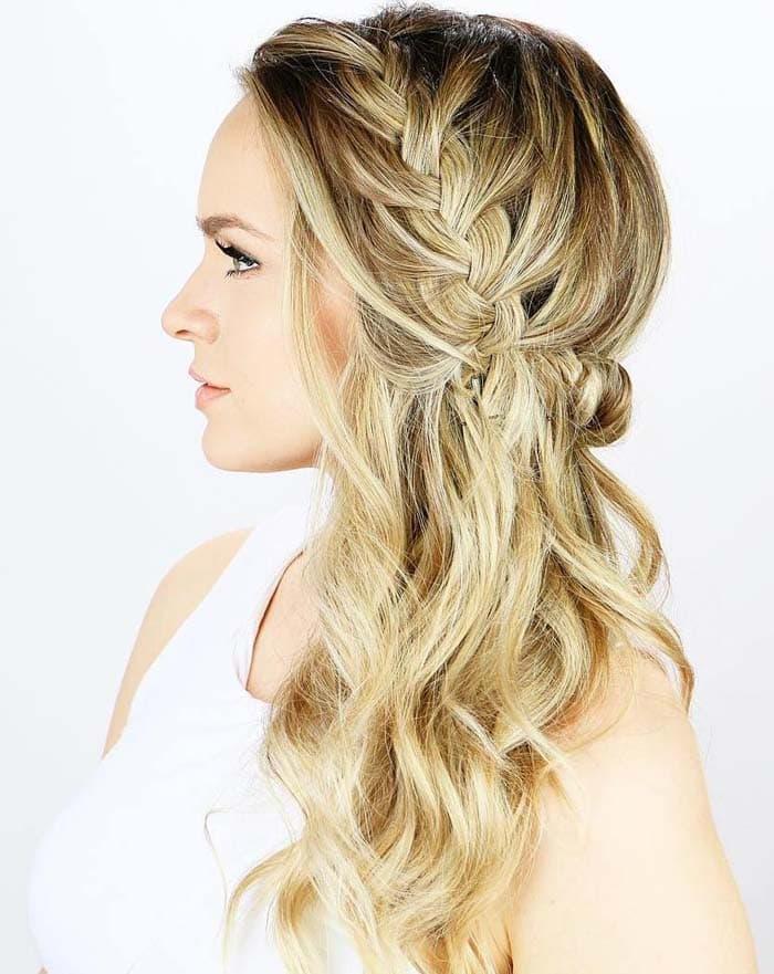 Χτενίσματα για μακριά μαλλιά που θα θέλετε να δοκιμάσετε αμέσως (17)