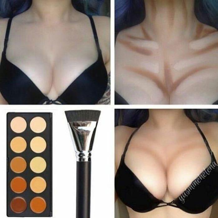 Μυστικά για να τονίσετε το στήθος σας (3)