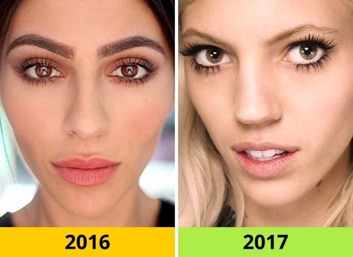 10 τάσεις στα μαλλιά και το μακιγιάζ που δίνουν την θέση τους σε νέες το 2017 (3)