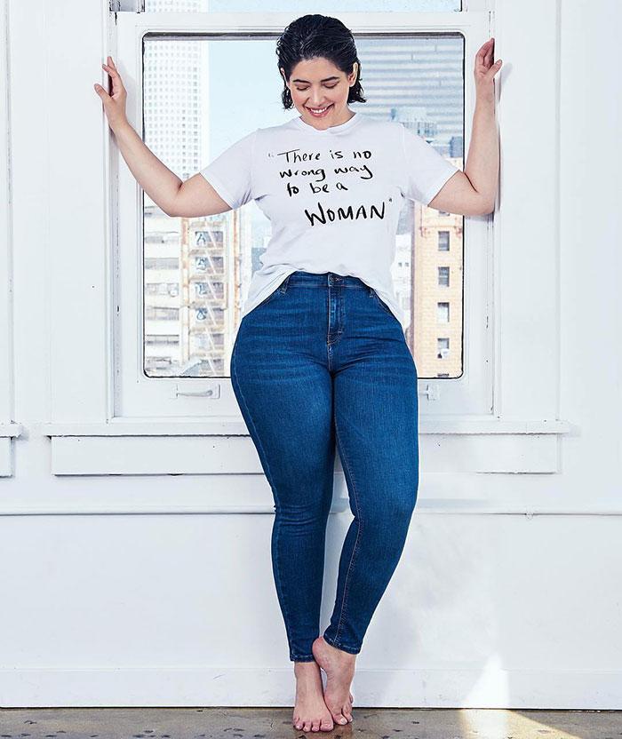 Tips για να δείχνετε τέλεια με skinny jeans αν έχετε πλούσιες καμπύλες (3)
