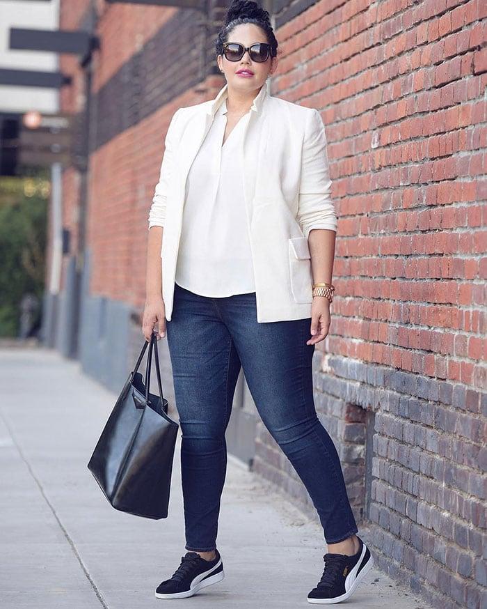 Tips για να δείχνετε τέλεια με skinny jeans αν έχετε πλούσιες καμπύλες (5)