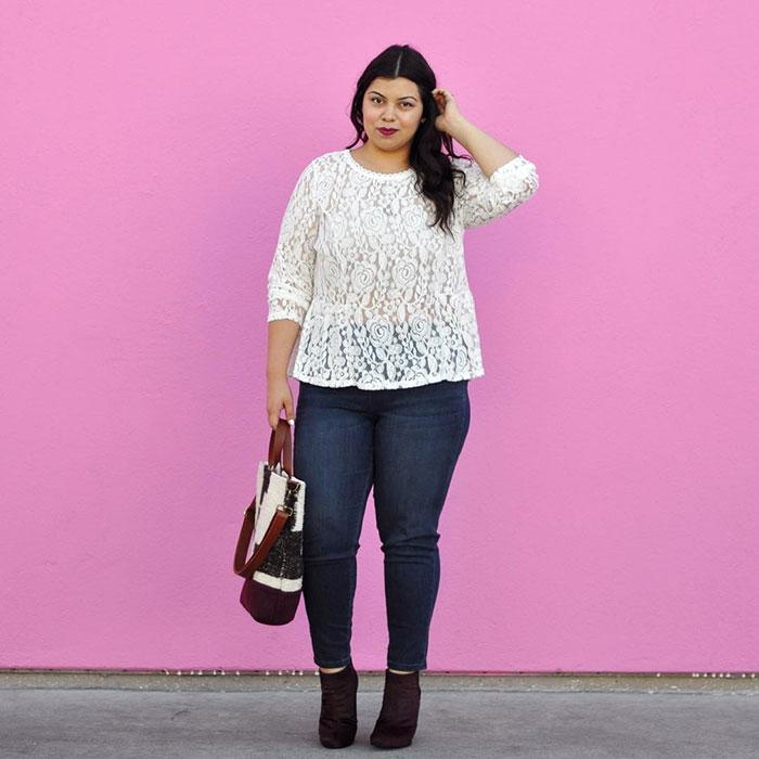 Tips για να δείχνετε τέλεια με skinny jeans αν έχετε πλούσιες καμπύλες (6)