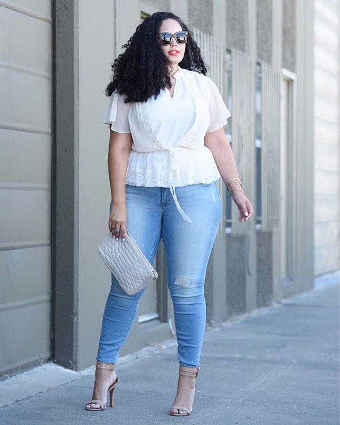 Tips για να δείχνετε τέλεια με skinny jeans αν έχετε πλούσιες καμπύλες (9)