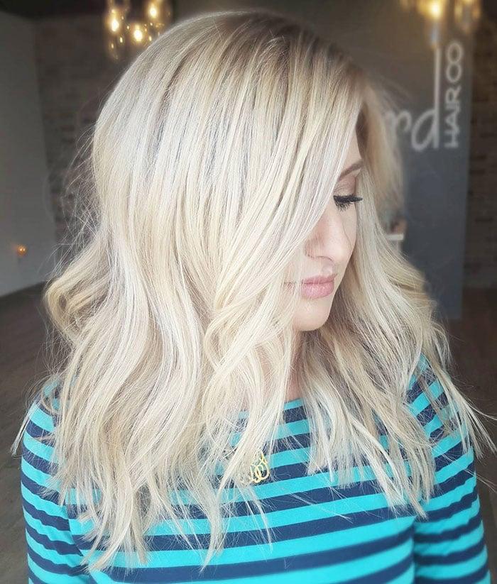 Χτενίσματα που δίνουν στα λεπτά μαλλιά εκπληκτικό όγκο (15)