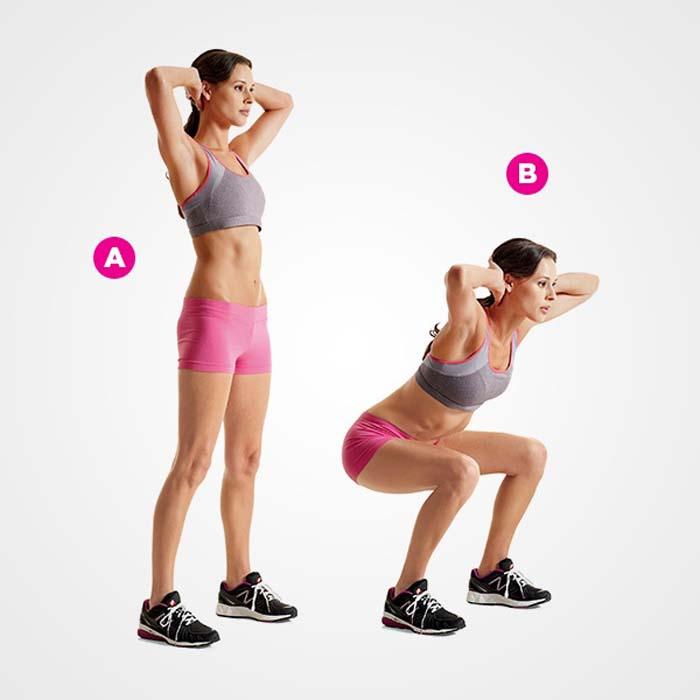 Το 4λεπτο πρόγραμμα ασκήσεων που αξίζει όσο 1 ώρα στο γυμναστήριο (2)