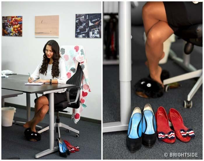 Έξυπνοι τρόποι για να μην σας χτυπάνε τα παπούτσια (10)