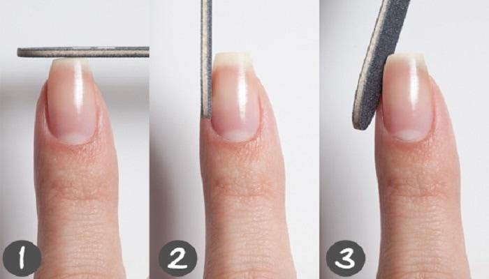 Μυστικά για να λιμάρετε σωστά τα νύχια σας (2)
