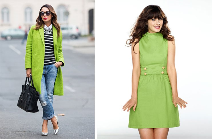 Πράσινο: Το κορυφαίο χρώμα για το 2017 (1)