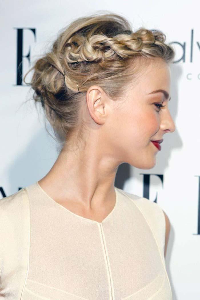 Χτενίσματα με πλεξούδες για κοντά μαλλιά (9)