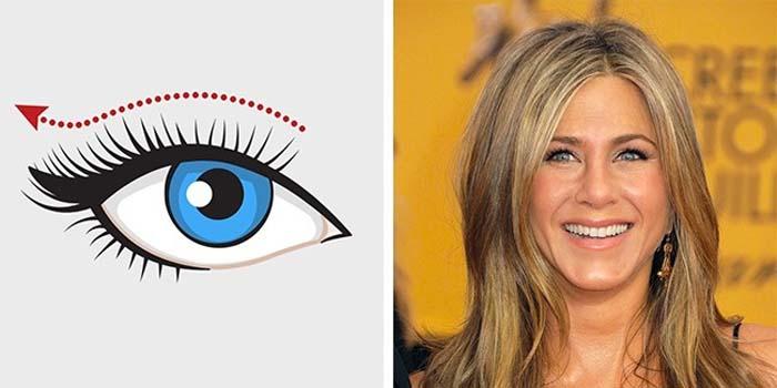 Eyeliner ανάλογα με το σχήμα των ματιών (7)