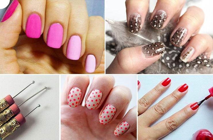 Τρικ για εκπληκτικό μανικιούρ και όμορφα νύχια (1)