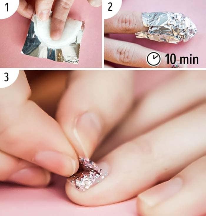 Τρικ για εκπληκτικό μανικιούρ και όμορφα νύχια (3)