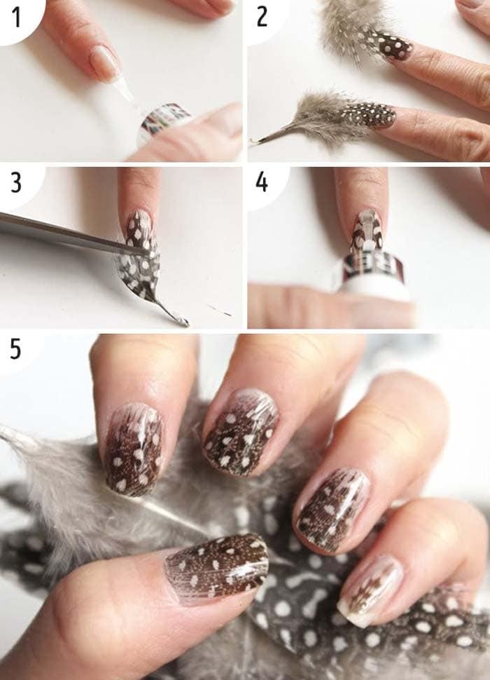 Τρικ για εκπληκτικό μανικιούρ και όμορφα νύχια (9)