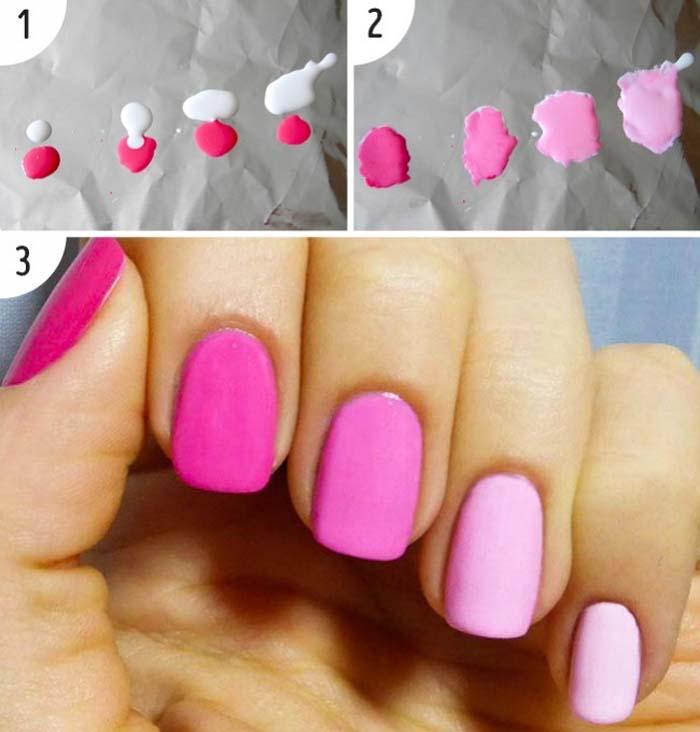Τρικ για εκπληκτικό μανικιούρ και όμορφα νύχια (10)