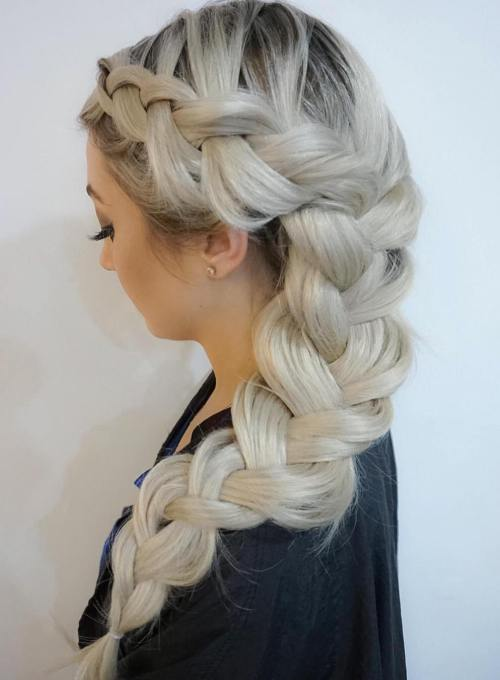 Σαγηνευτικά χτενίσματα για ίσια μαλλιά που θα σας κάνουν να ξεχωρίσετε (6)