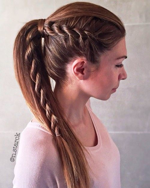 Σαγηνευτικά χτενίσματα για ίσια μαλλιά που θα σας κάνουν να ξεχωρίσετε (2)