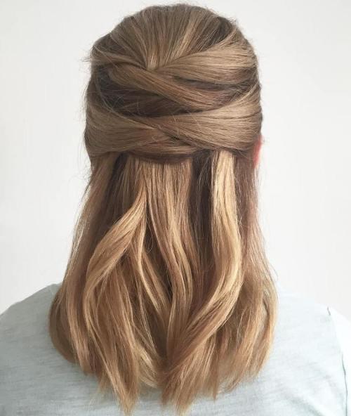 Σαγηνευτικά χτενίσματα για ίσια μαλλιά που θα σας κάνουν να ξεχωρίσετε (11)