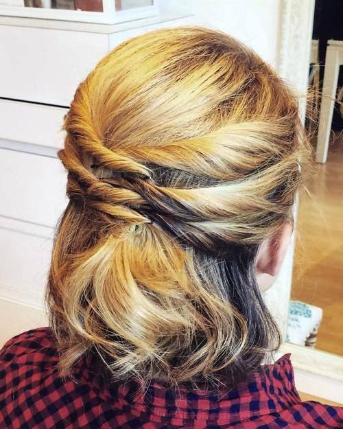 Σαγηνευτικά χτενίσματα για ίσια μαλλιά που θα σας κάνουν να ξεχωρίσετε (3)