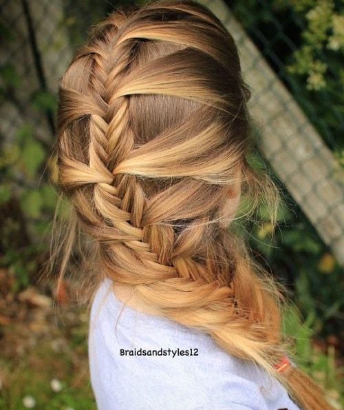Σαγηνευτικά χτενίσματα για ίσια μαλλιά που θα σας κάνουν να ξεχωρίσετε (19)