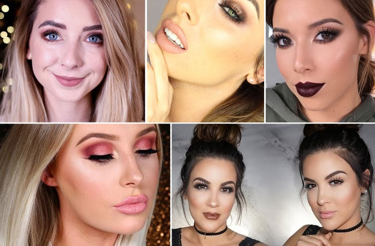 7 υπέροχα χειμωνιάτικα μακιγιάζ και ο τρόπος δημιουργίας τους