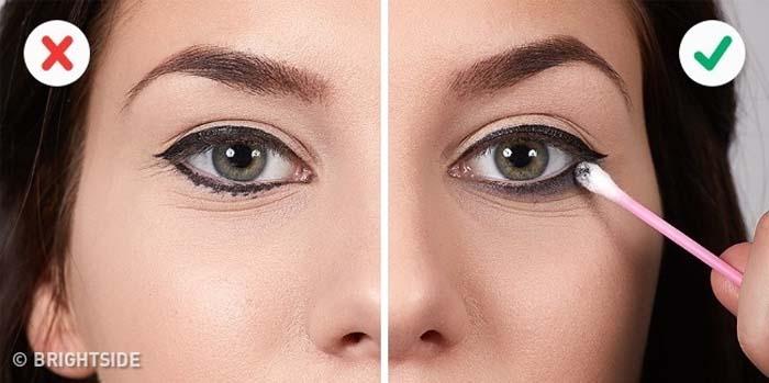 10 λάθη που καταστρέφουν τo Winged Eyeliner (6)