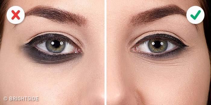10 λάθη που καταστρέφουν τo Winged Eyeliner (11)