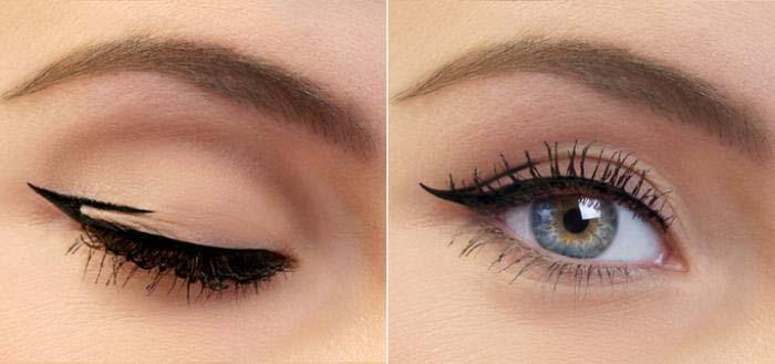Negative space eyeliner (9)