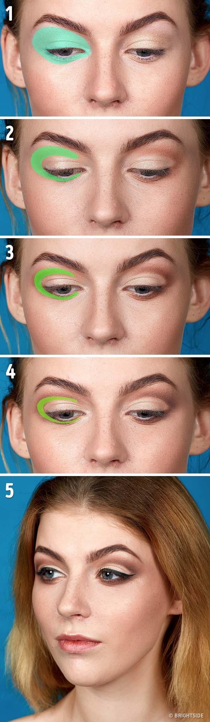 Βασικές τεχνικές στο μακιγιάζ που κάθε γυναίκα πρέπει να γνωρίζει (3)