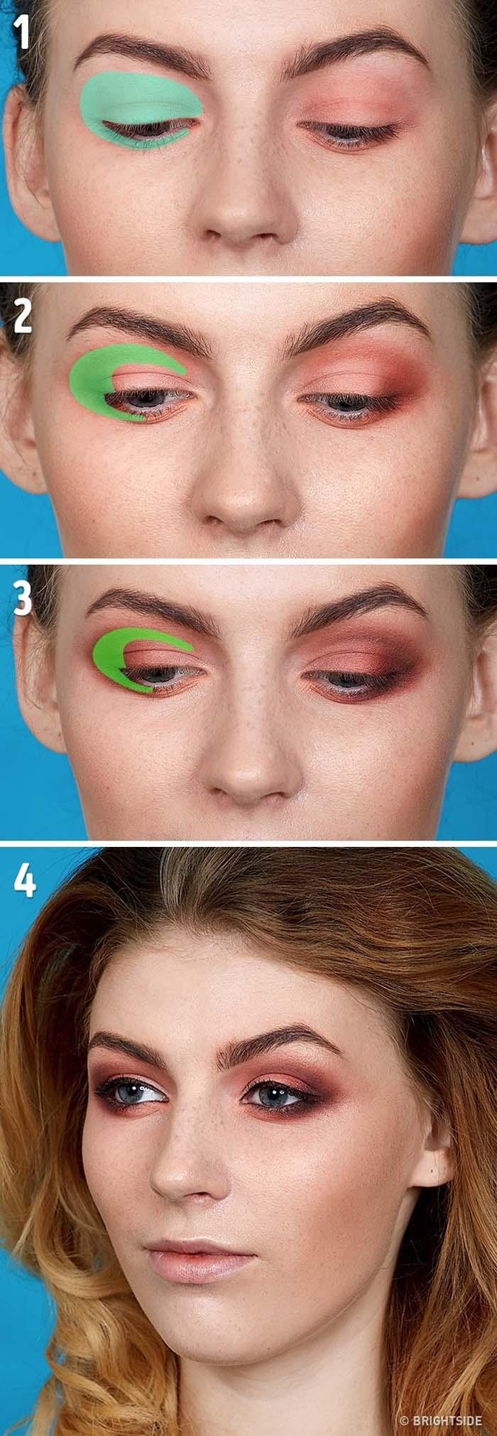 Βασικές τεχνικές στο μακιγιάζ που κάθε γυναίκα πρέπει να γνωρίζει (4)
