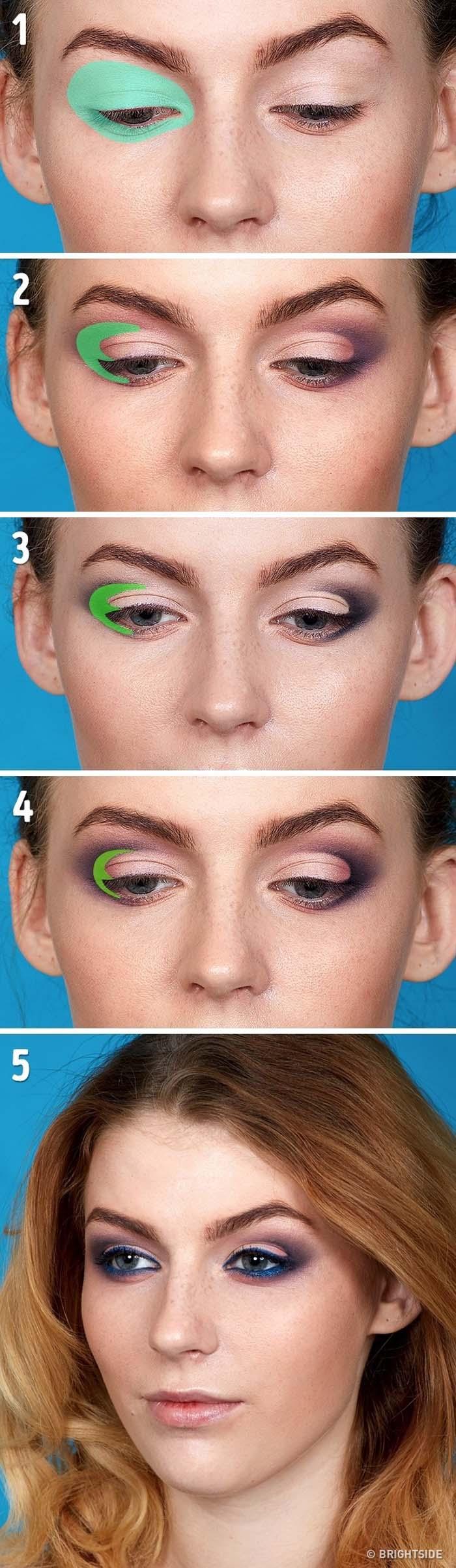 Βασικές τεχνικές στο μακιγιάζ που κάθε γυναίκα πρέπει να γνωρίζει (5)