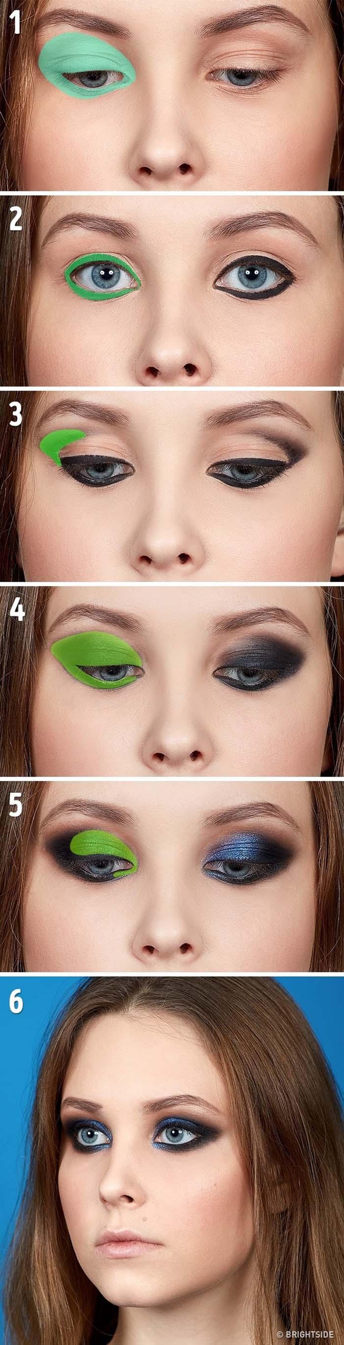 Βασικές τεχνικές στο μακιγιάζ που κάθε γυναίκα πρέπει να γνωρίζει (6)