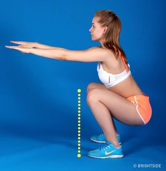Οι 9 πιο αποτελεσματικές ασκήσεις για υπέροχα πόδια και σφριγηλά οπίσθια (3)