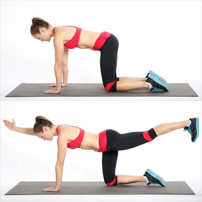 Απλές ασκήσεις για να μεταμορφώσετε το σώμα σας σε 4 μόλις εβδομάδες (4)