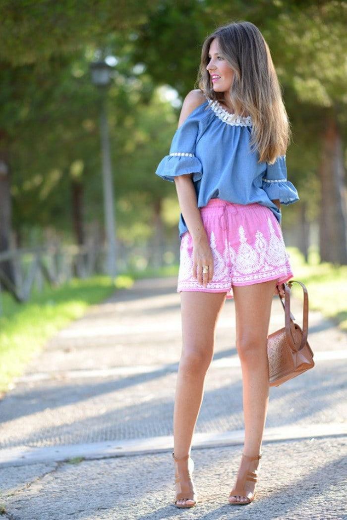 Ιδέες για να φορέσετε μανίκια καμπάνα (9)