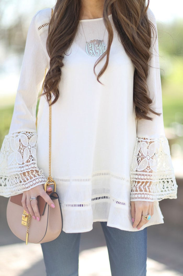 Ιδέες για να φορέσετε μανίκια καμπάνα (20)