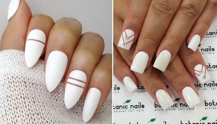 Λευκά νύχια