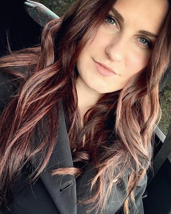 Mahogany: 20 υπέροχες αποχρώσεις για καστανοκόκκινα μαλλιά (9)